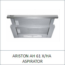 ARISTON AH 61 X/HA ASPIRATOR